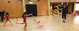 KAWAI 新体操教室